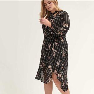 Love & Legend Asymmetrical dress size 18